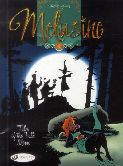 image de Melusine tome 5 - tales of the full moon