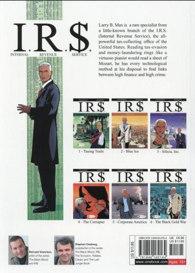 Dos I.R.S tome 5 - Corporate America