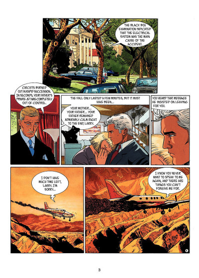 Page 2 I.R.S tome 5 - Corporate America