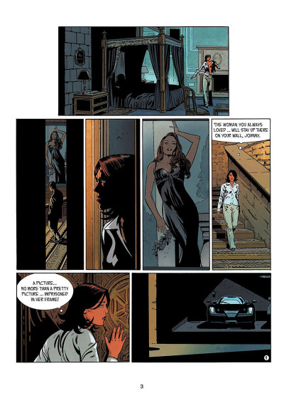 Page 2 IR$ tome 6 - The Black Gold War (en anglais)