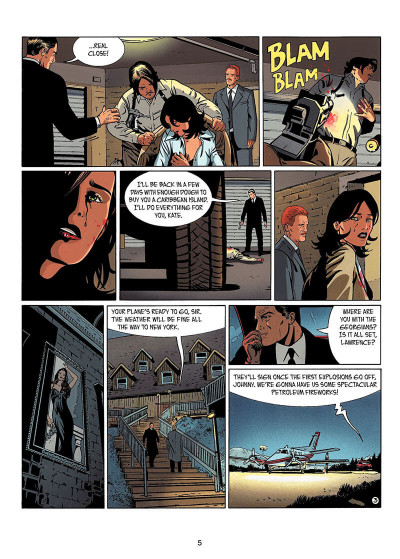 Page 4 IR$ tome 6 - The Black Gold War (en anglais)