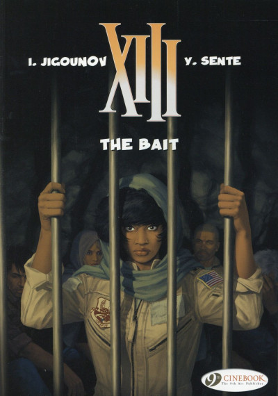 image de XIII tome 20 - the bait