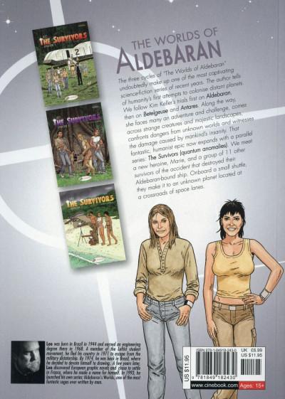 Dos The survivors tome 2 - en anglais