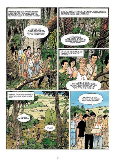Page 2 The survivors tome 2 - en anglais