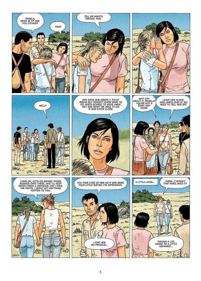 Page 4 The survivors tome 2 - en anglais