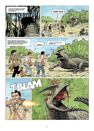 Page 6 The survivors tome 2 - en anglais