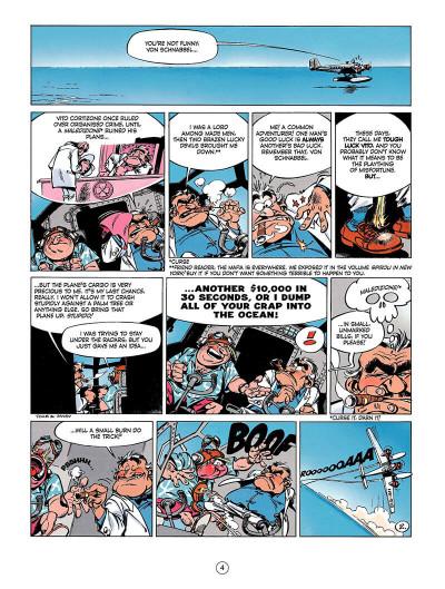 Page 3 Spirou and Fantasio tome 8 - tough luck Vito