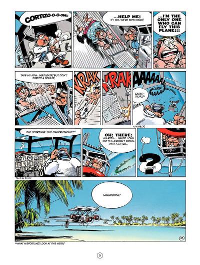 Page 4 Spirou and Fantasio tome 8 - tough luck Vito