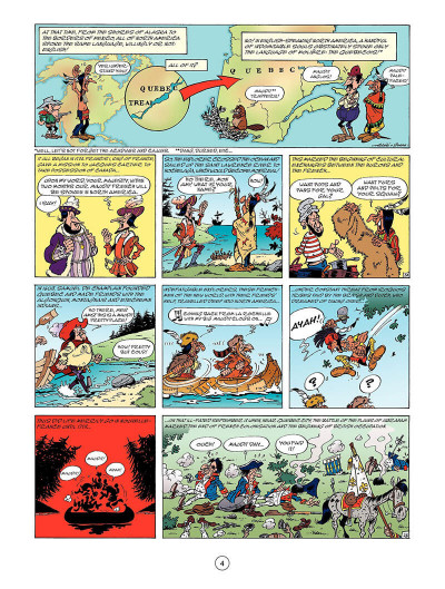 Page 5 Lucky Luke tome 52 - the beautiful province