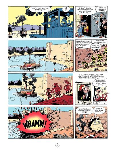 Page 5 Lucky Luke tome 53 - Nitroglycerin