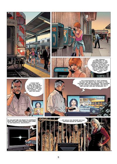 Page 6 XIII tome 21 (en anglais)