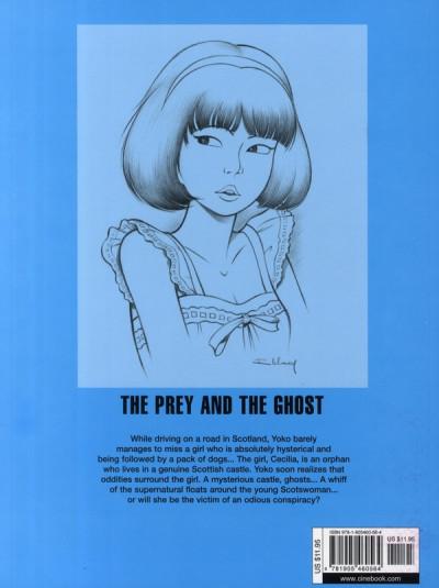 Dos Yoko tsuno tome 3 - the prey and the ghost (en anglais)