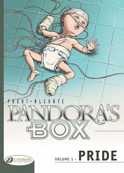 image de Pandora's box tome 1 - pride (anglais)