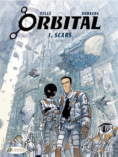 image de Orbital tome 1 - scars - en anglais