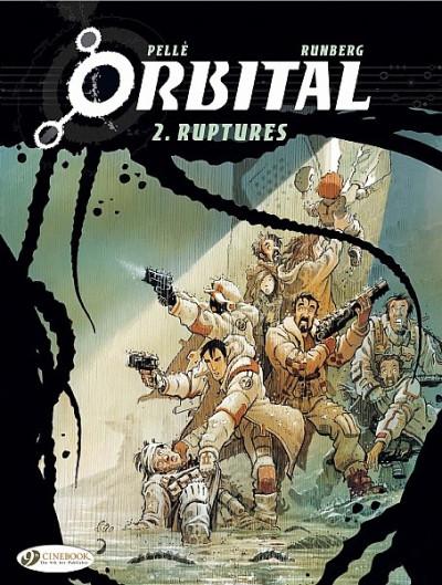 image de Orbital tome 2 - ruptures - en anglais