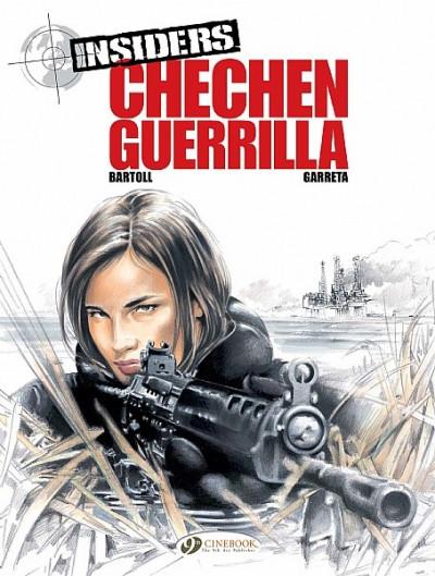 image de Insiders tome 1 - chechen guerrilla (en anglais)