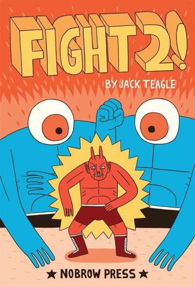 Couverture fight! 2