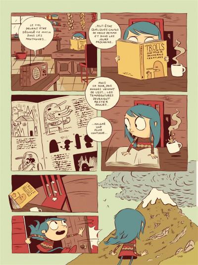 Page 1 Hilda T.1 - Hilda et le troll