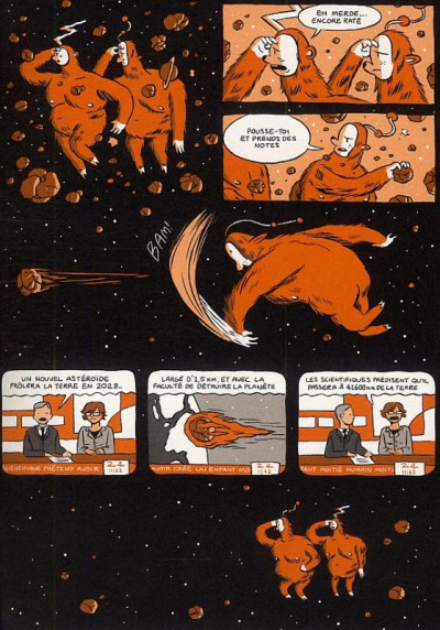 Page 1 Loin des yeux...