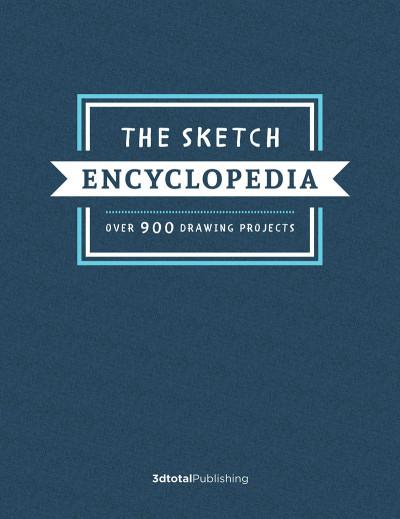 Couverture The sketch encyclopedia