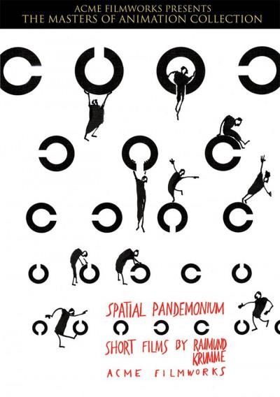 Couverture DVD Spatial Pandemoniummmm