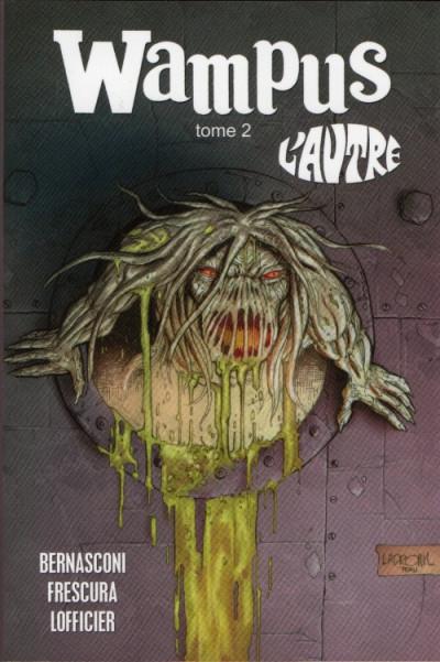 Couverture Wampus - intégrale tome 2
