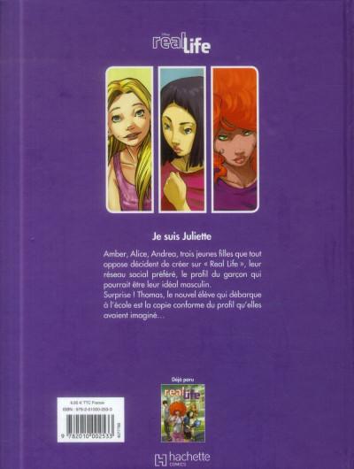 Dos Real Life tome 2 - Je suis Juliette