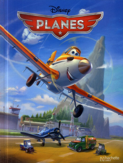 Couverture Planes