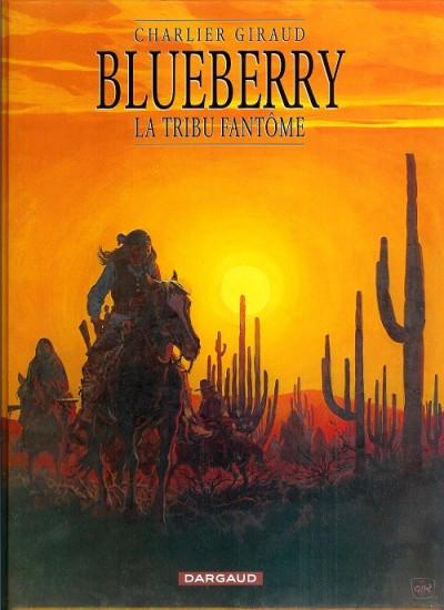 Couverture blueberry tome 20 - la tribu fantôme