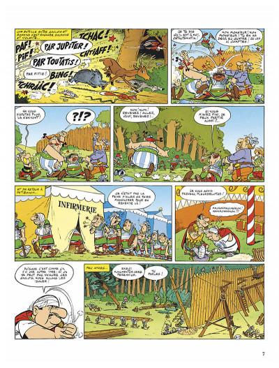 Page 0 Astérix tome 5 - le tour de gaule d'astérix