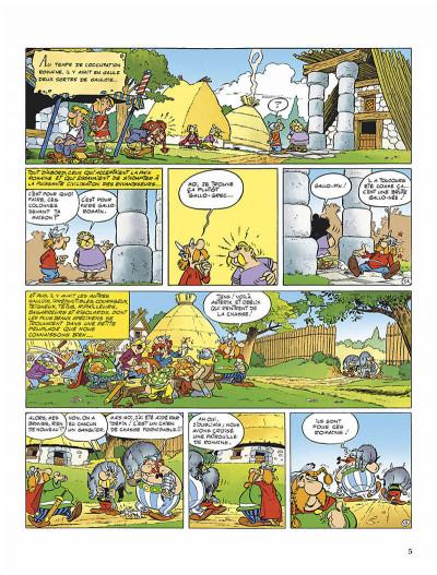 Page 8 Astérix tome 7 - le combat des chefs