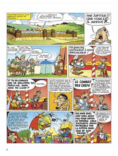Page 9 Astérix tome 7 - le combat des chefs