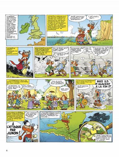Page 9 Astérix tome 8 - astérix chez les bretons