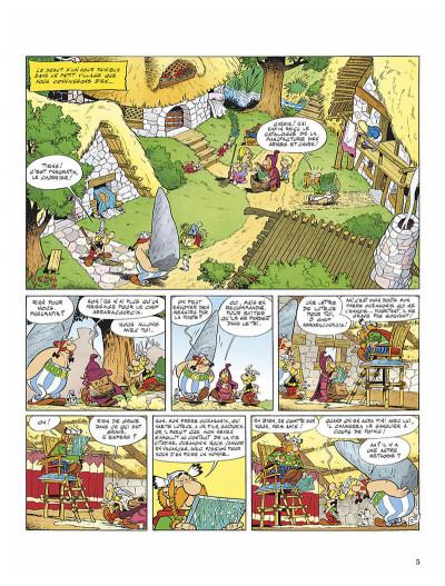 Page 8 Astérix tome 9 - astérix et les normands