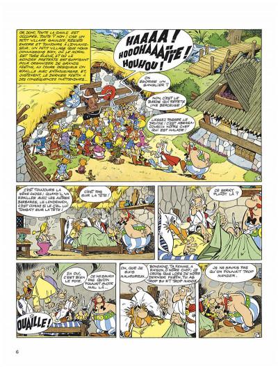 Page 9 Astérix tome 11 - le bouclier arverne