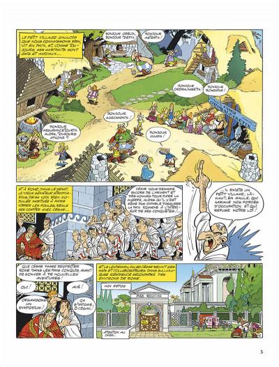 Page 8 Astérix tome 15 - la zizanie