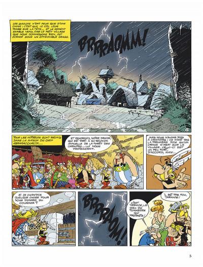 Page 8 Astérix tome 19 - le devin