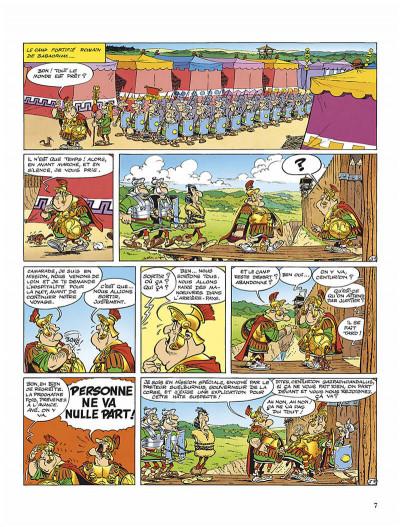 Page 0 Astérix tome 20 - astérix en corse