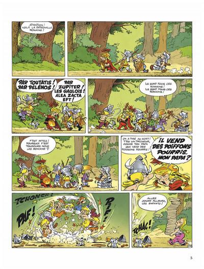 Page 8 Astérix tome 20 - astérix en corse