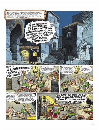 Page 8 Astérix tome 21 - le cadeau de césar