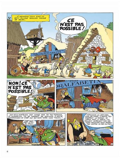 Page 9 Astérix tome 22 - la grande traversée