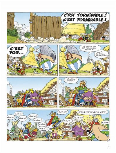 Page 0 Astérix tome 23 - obélix et compagnie