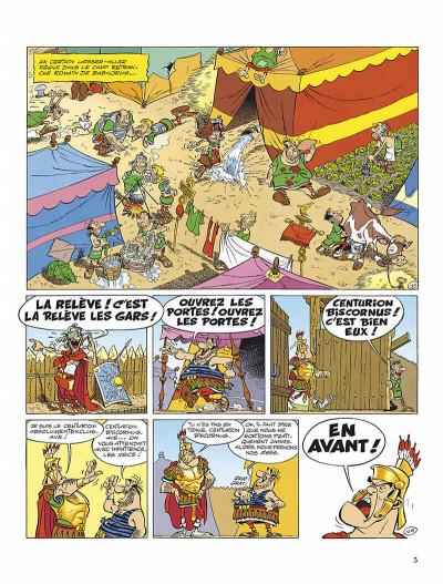 Page 8 Astérix tome 23 - obélix et compagnie