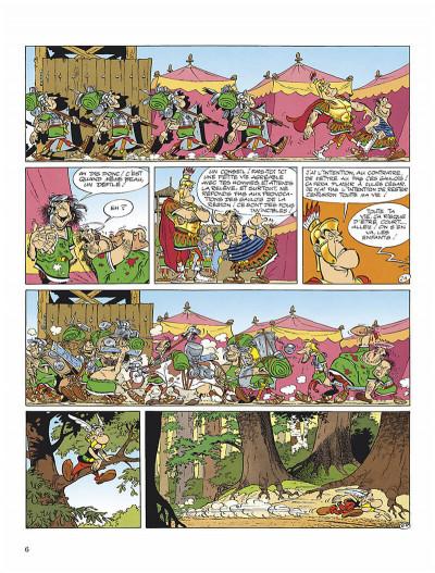 Page 9 Astérix tome 23 - obélix et compagnie