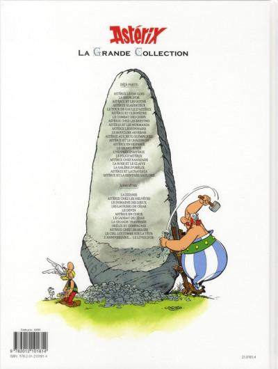 Dos Astérix tome 14 grande collection - en Hispanie