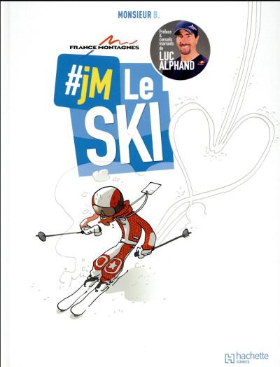 Couverture #JM - Le ski