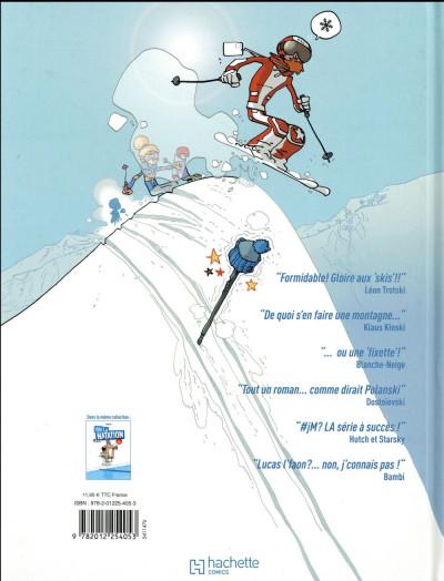 Dos #JM - Le ski
