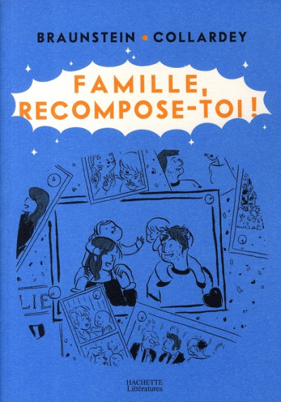 Couverture famille, recompose-toi !