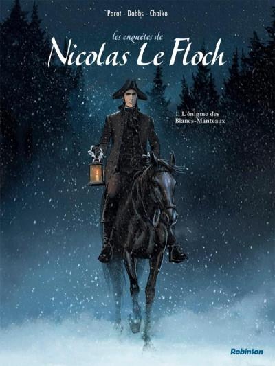Couverture Nicolas Le Floch tome 1