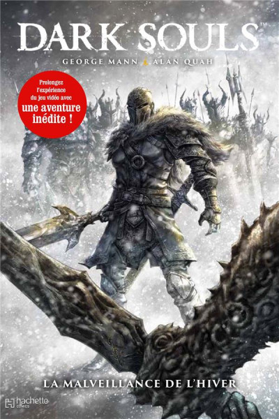 Couverture Dark souls tome 2